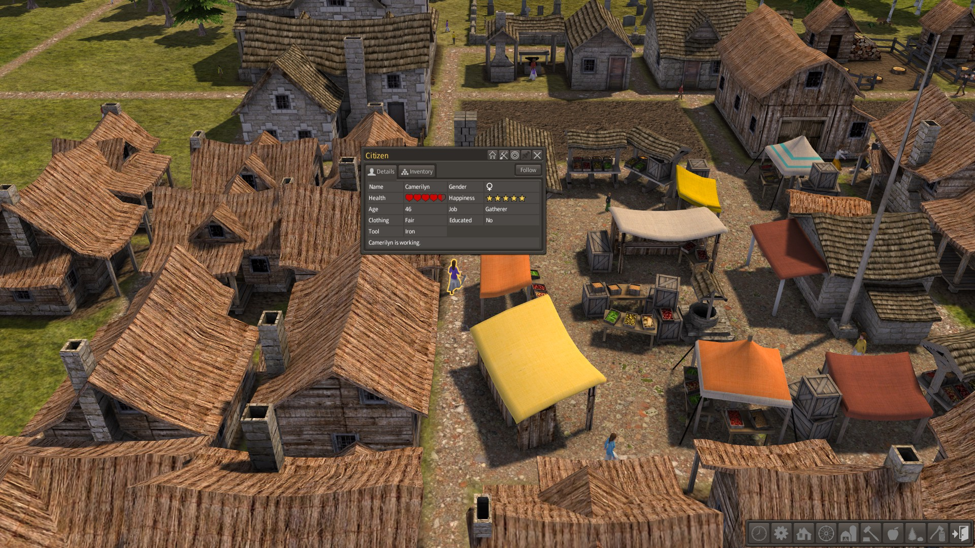 Banished, Citizen - by roman-reviews