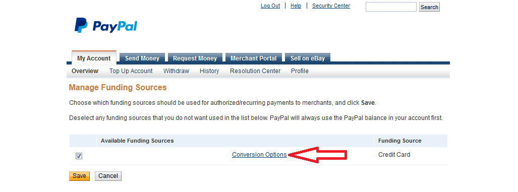 How To Disable Paypal S Currency Conversion To Save Money On Fees